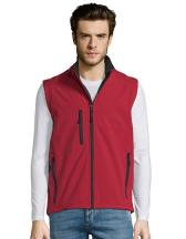 Mens Sleeveless Softshell Rallye