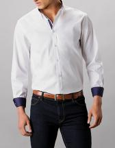 Contrast Premium Oxford Shirt Button Down