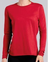 Performance® Ladies´ Long Sleeve T-Shirt