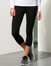 Ladies` 3/4 Length Leggings