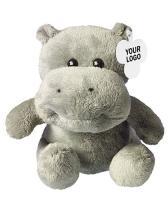 Soft toy hippo
