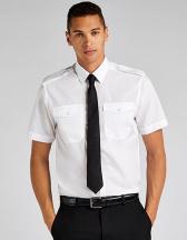 Men`s Pilot Shirt Short Sleeve