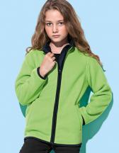 Active Teddy Fleece Jacket for children