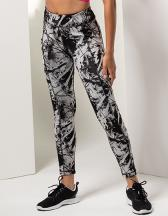 Ladies Reversible Work-Out Leggings
