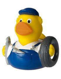 Quietsche-Ente Mechaniker