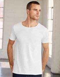 Men´s Jersey Raw Neck Tee