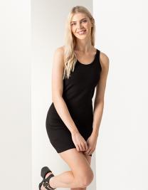 Women`s Stretch Vest Dress