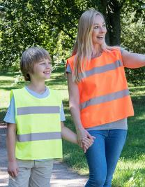 Kids Safety Poncho EN 1150