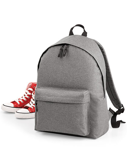 Two-Tone Fashion Backpack